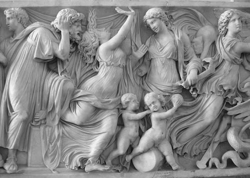 Medea (particolare) - Pergamonmuseum - Berlin - Germany